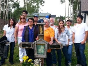 Celia's family